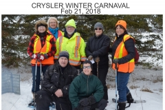 1b.  2018 Trail trek during Crysler carnival