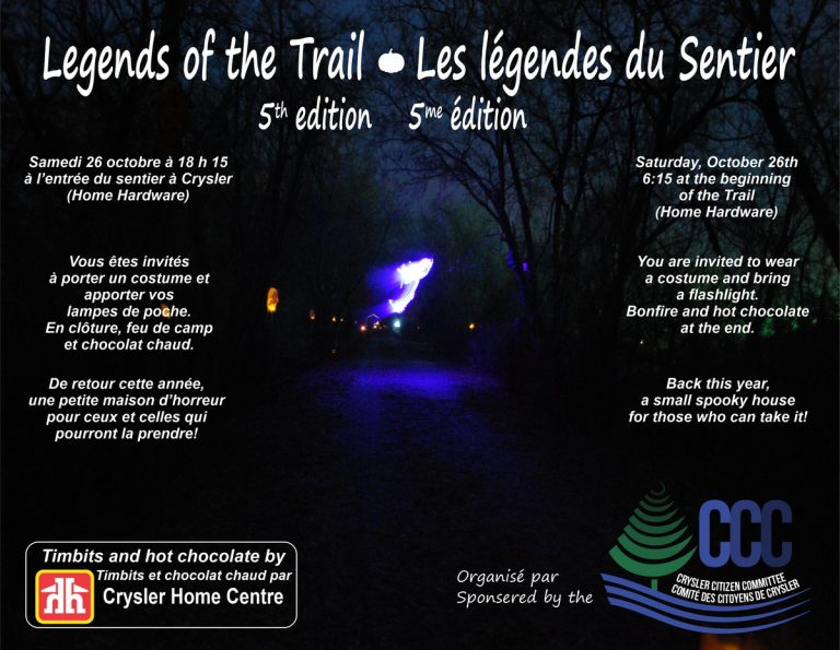 Legend of the trail 2019